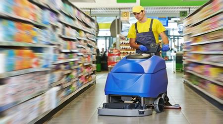 Μηχανήματα καθαρισμού δαπέδου